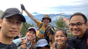 TUỔI THANH XUÂN CỦA TỚ – NHẬT KÝ HIKING!!! PART 2 Hành trình leo ngọn núi cao nhất Tokyo – Kumotori Yama